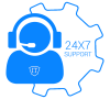 پشتیبانی برخط TeamViewer / AnyDesk